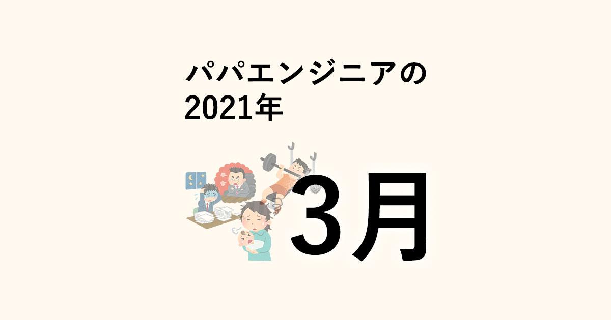 2021年3月の小久保
